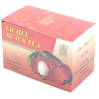 Jin Ling Lichee Black Tea (50g) - picture 2