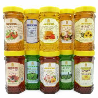 Jin Ling Spirulina Honey (600g) - 2