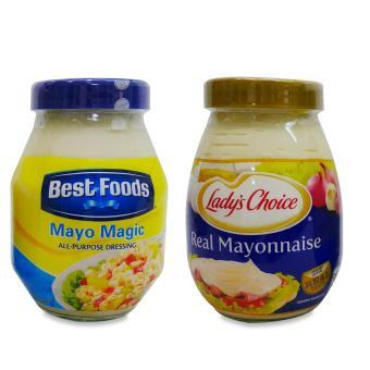Lady's Choice real mayonnaise 700ml / Best food mayo magic 700ml023854 2'S
