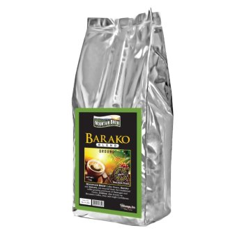 Mountain Brew Coffee Barako Blend - Ground 1kg