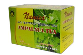 Namica Ampalaya Herbal Tea - picture 2