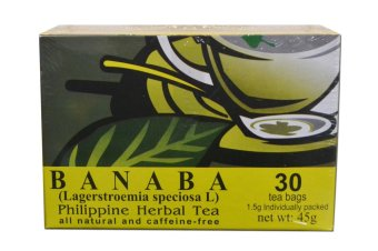Namica Banaba Herbal Tea