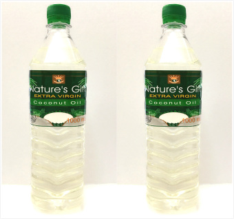 Nature's Gift Extra Virgin Coconut Oil 1000ml Set of 2s Price Philippines