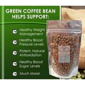 Organic Green Coffee Beans 100g - 3