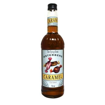 Osterberg Caramel Syrup 750ml