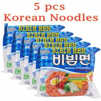 Paldo Bibim Men Oriental Style Noodle 130gm