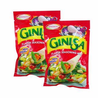 Red Ajinomoto Ginisa Flavor Seasoning Mix 100g 2's 377000 w51 (SP)