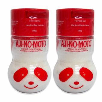 Red Ajinomoto Pure Monosodium Glutamate 100g 2's 231005 w51 (MP)