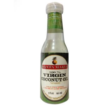 Santa Maria Raw Virgin Coconut Oil 350ml and 150ml - picture 3
