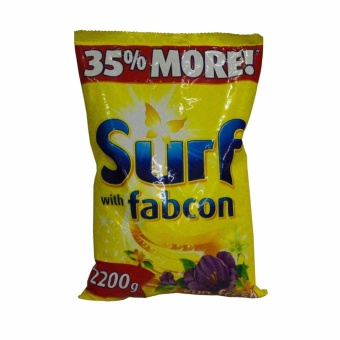 Surf with Fabcon Sun Fresh 2200g