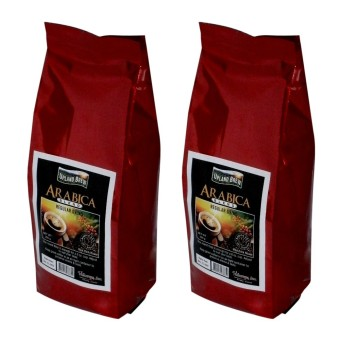 Upland Brew Coffee Arabica blend Coffee 2 x 250g - Ground