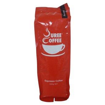 VGV Puree Coffee Espresso Premium 500 Grams(…)