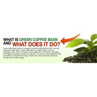 Vita Herbs Green Coffee, Garcinia Cambogia Coffee, Brazilian Coffee FREE Flush Out Colon Cleanse 1 Sachet - 3