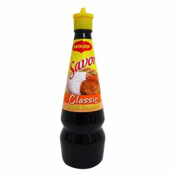 Yellow Maggi Saver Classic Liquid Seasoning 250mL 001410 w51