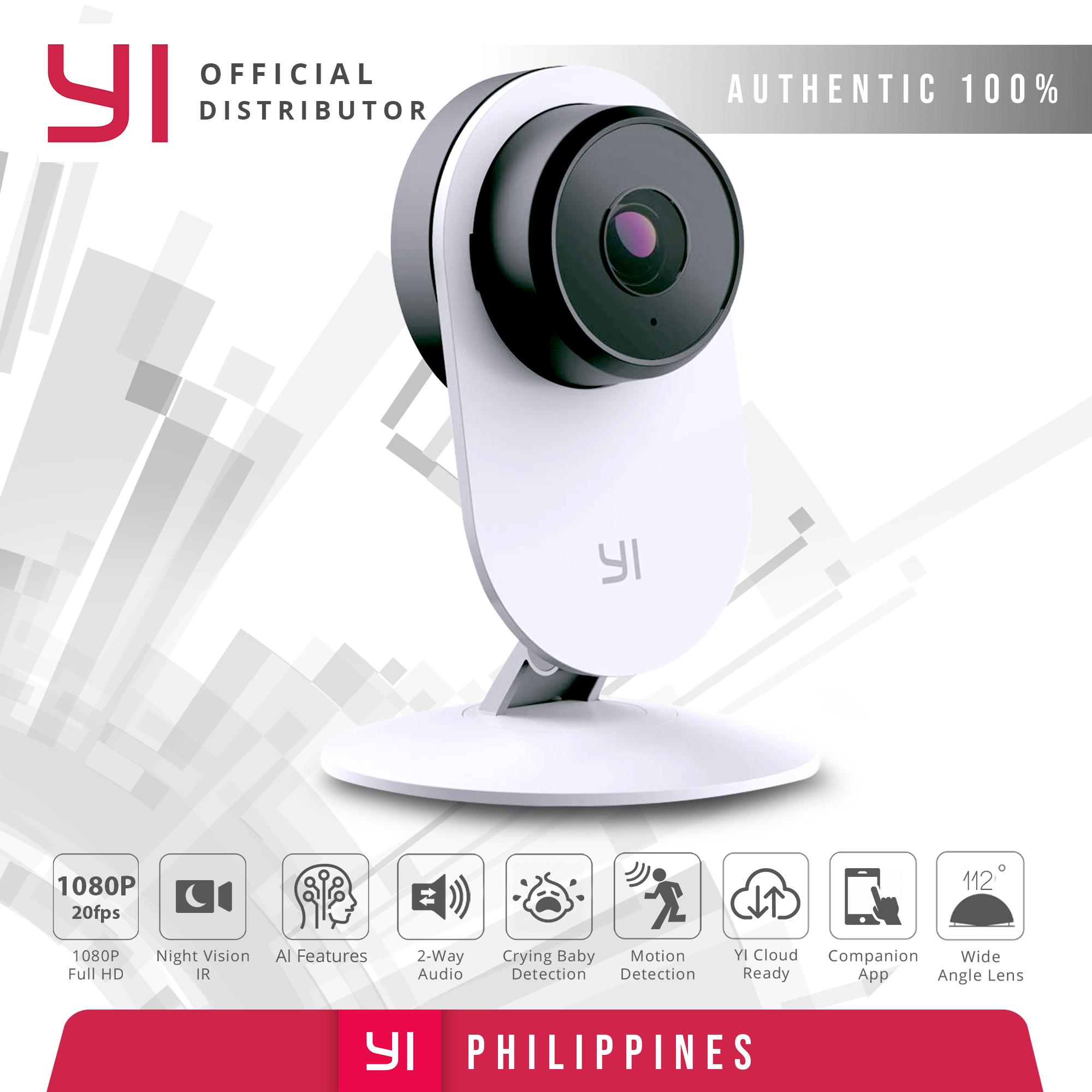 YI Version 3 Smart Home Camera 3, AI-Powered 1080p Security Surveillance  System Indoor House Cam