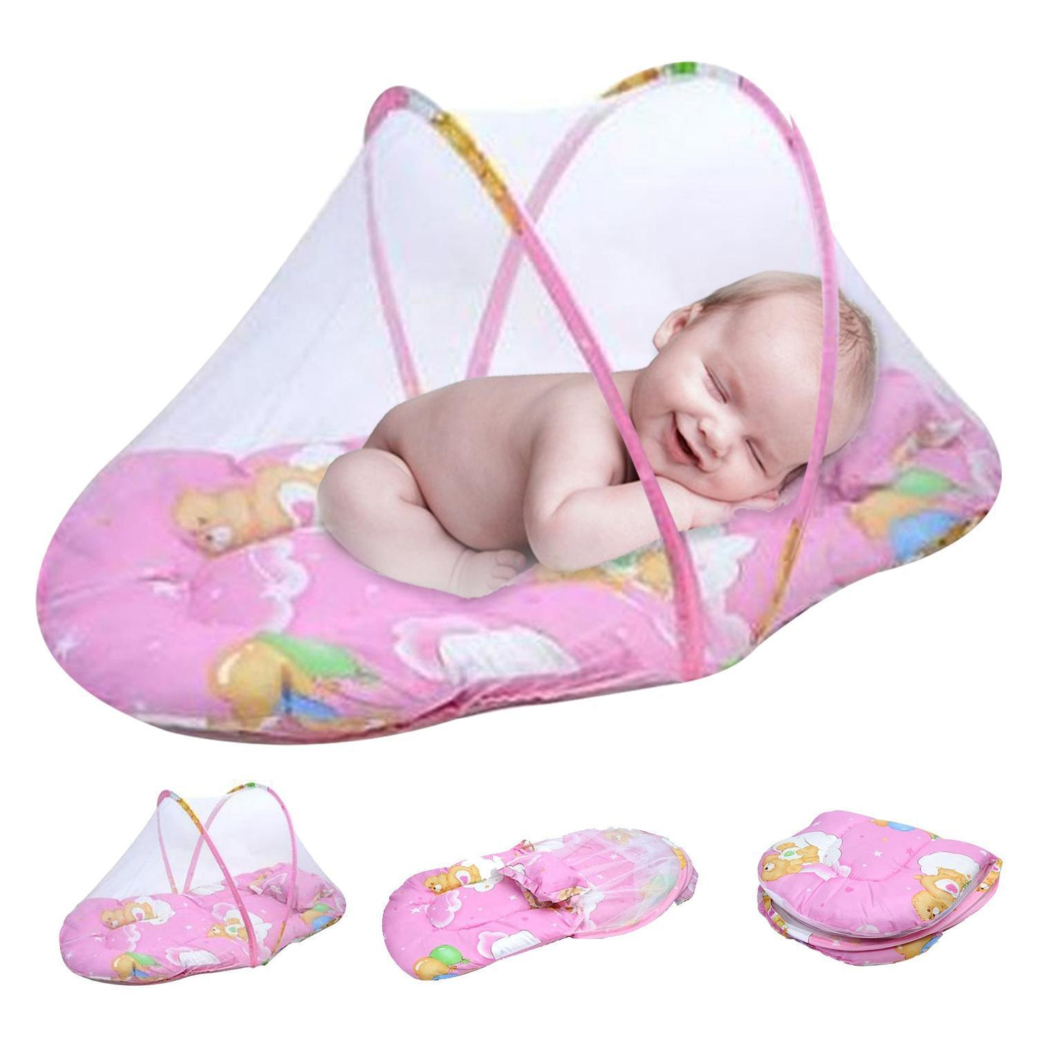 Insect Mosquito Net Mattress Cradle Safe Bed Netting For Baby Canopy Cushion New