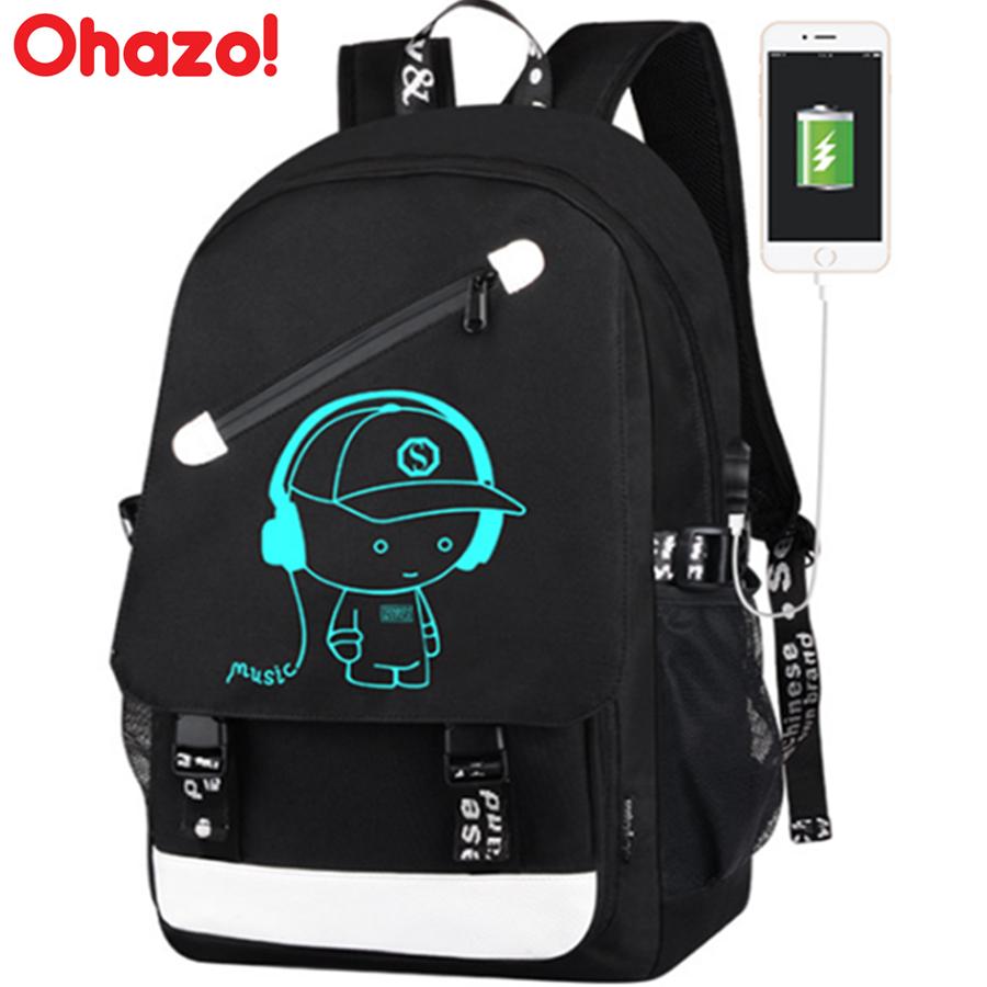 Balo nam đi học, cặp học sinh cấp 3 thời trang HOT 2021 - Balo Ohazo! cực độc | Lazada.vn