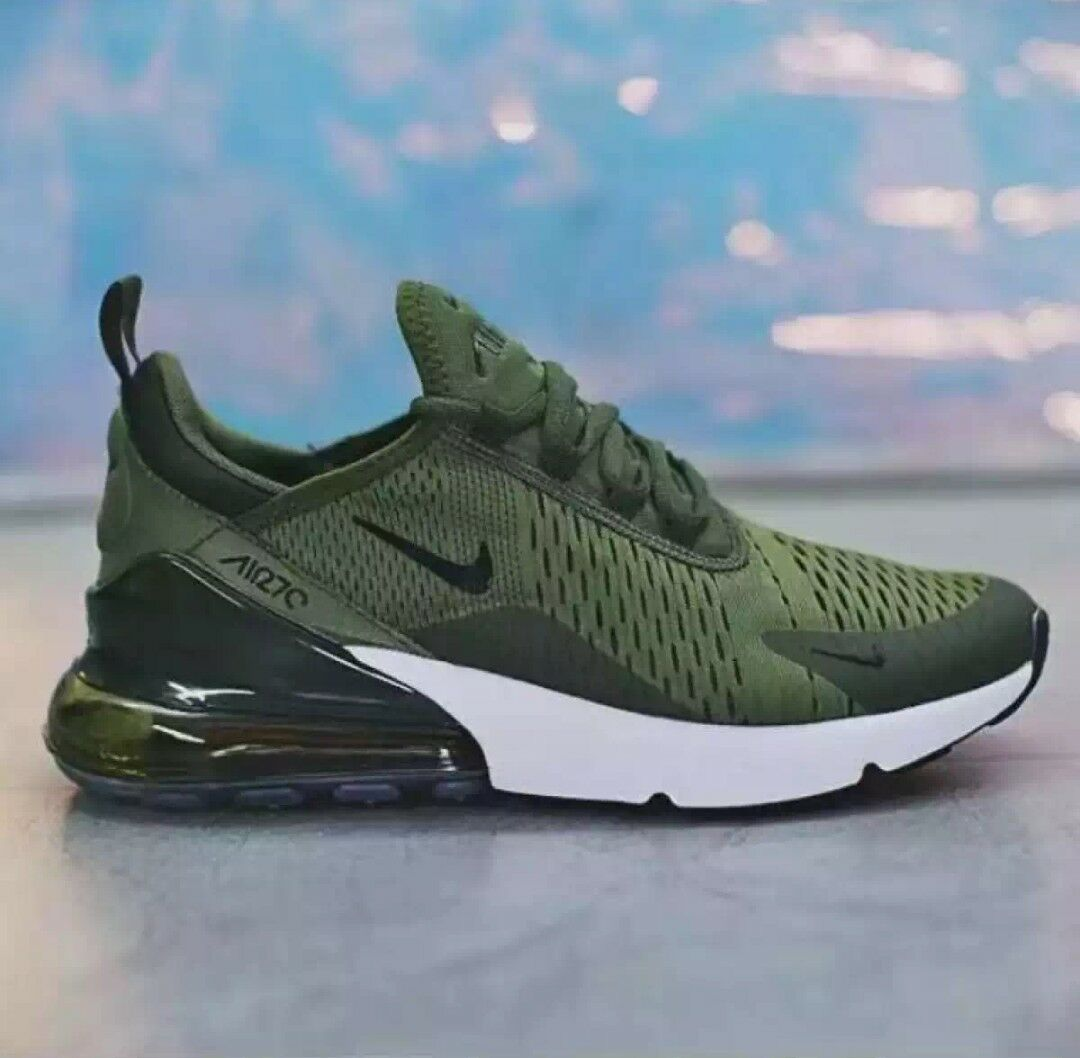 NIKE AIR MAX 270 CLASS A RUNNING SHOES FOR MEN AND WOMEN SIZE(36 45)