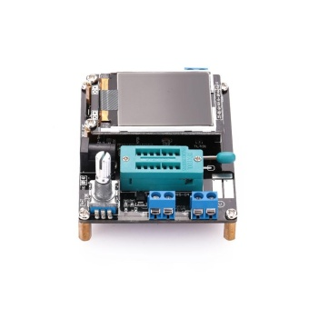 0 shipping fee LCD Transistor Tester Diode Capacitance Signal Wave Generator Voltage Electronic - intl - 4
