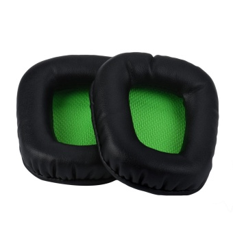 1 Pair Replacement Cushion Ear Pads For Razer Electra Gaming Pc Music Heads - intl