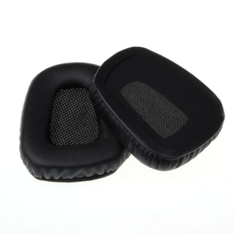 1 Pair Replacement Ear Pads Cushions For Razer Electra Headphone -intl