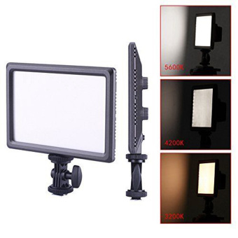 11W 112 LED Video Lamp Light Panel Panel Dimmable for Canon NikonDSLR Camera DV