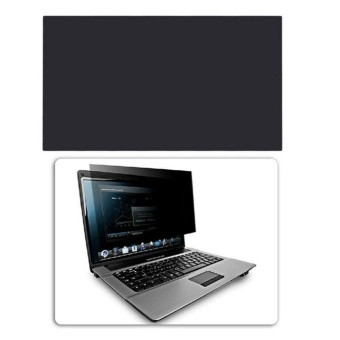 12 inch Privacy Filter Anti-spy Screens Protective Film For 16:9 Laptop black - intl