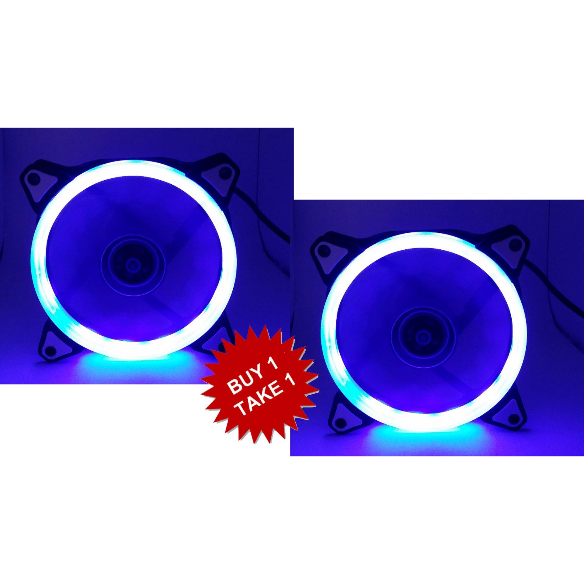 Deepcool Wind Blade Red Led With Hydro Bearing Fan Case 12 Cm Spec Segotep Casing Yf 12cm 120mm Cpu Blue Blades Circle Buy 1 Take