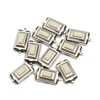 140pcs 14types Momentary Tact Tactile Push Button Switch SMD Assortment Kit Set - 4