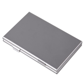 15in1 Aluminum SIM Micro Nano SIM cards Pin StorageBox CaseHolderProtector - intl Price Philippines