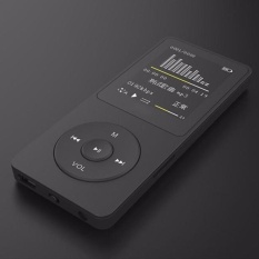1.8'' TFT Black 8G MP3 HiFi Lossless Sound Music Player FM Recorder TF Card