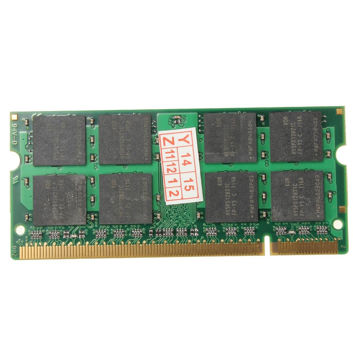 Philippines 1gb Ddr2 Pc2 6400 800mhz Non Ecc Notebook Laptop Pc Ram Sodimm 2gb Pc6400 Dimm Memory Ram200 Pins