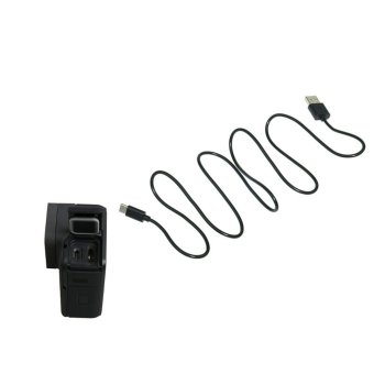 1M Type-C USB Charging Sync Data Cable Cord For GoPro Hero 5 Black Action Camera Accessories - intl - 2