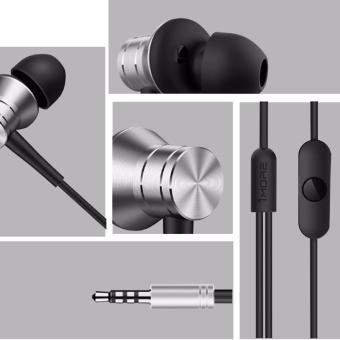 1MORE E1009 Piston Fit In-Ear Earphone Earbud Headset with Microphone (Silver) - 2