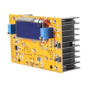 1pc 10A DC-DC Adjustable CC CV Step-down Power Supply Module BuckConverter 7V-36V to 1.5-35V - intl - 5