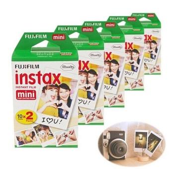 20 Sheets Travel Scenery Photo Instax Instant Film For Fuji Mini 7 8 50 70 90 - intl - 3
