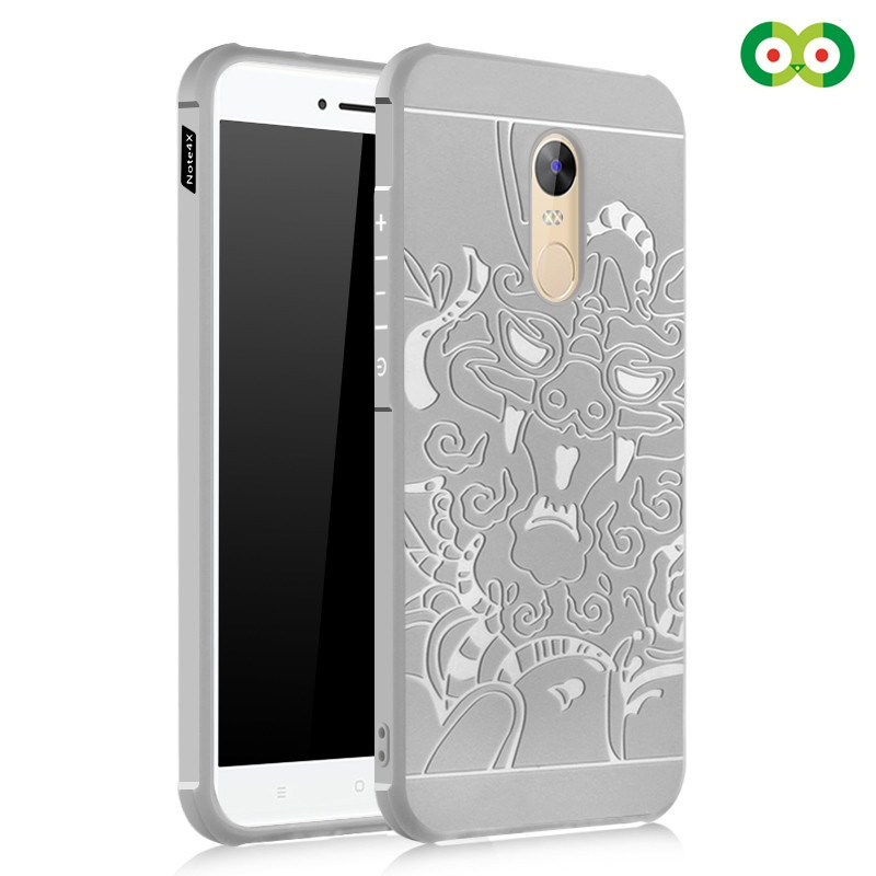 Moonmini Case For Vivo Y55 Auspicious Dragon Soft Silicone Case Source 2 Black .