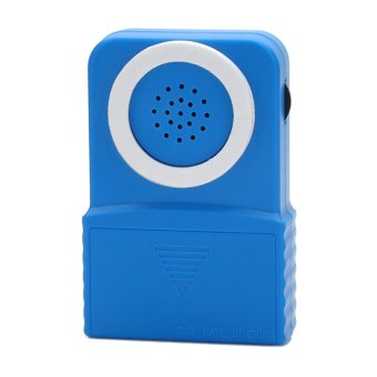 206a Handheld Telephone Voice Changer - Blue - 2