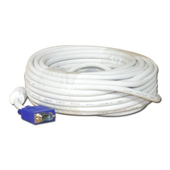 25 Meters High Speed VGA Cable for Computer Monitor