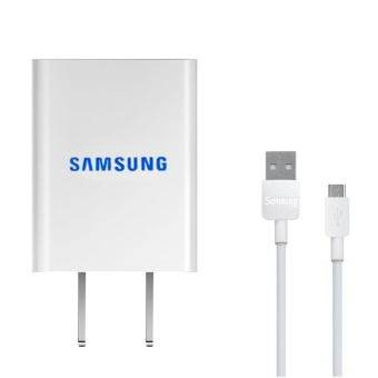 2A Travel / Home Mini Quick Charger For Samsung Galaxy S3 / S4 / J1/ J7 / J5 / A8 / A7 / A5 / A3 / E7 Whit USB Cable Price Philippines