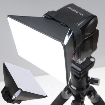 2Pcs Flash Diffuser Studio Pop-up Universal Soft Box For CanonNikon Sigma Off-Camera - Intl - 3