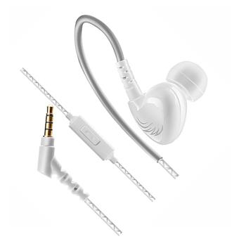 3.5mm Stereo In-ear Headphone (White) - Intl