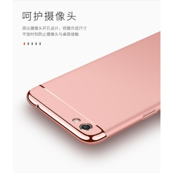 3 in 1 Ultra thin PC hard cover case phone case for Oppo .