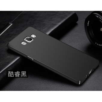 360 Degree Protective Case Ultra Thin PC Hard Case for Samsung Galaxy A5/A5 2015(Black) - intl