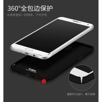 360 Degree Protective Case Ultra Thin PC Hard Case for SamsungGalaxy A5/