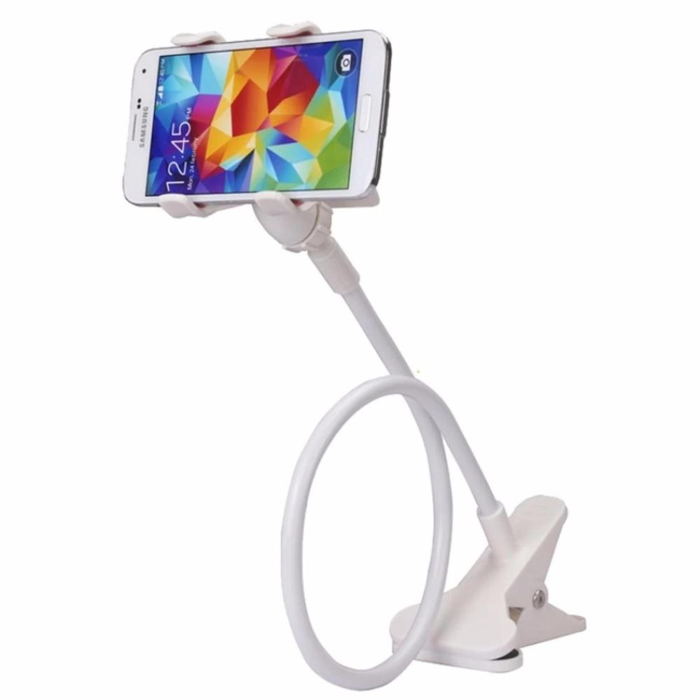 Lazypod Lazy Pod Handphone Smartphone Bracket Mobile Phone Neck Holder Leher Stand Jepit Narsis Jepsis Source 360