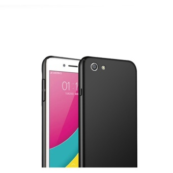 360 ultra-thin matte PC hard Cover Case For OPPO A33(NEO 7(Black) - intl - 3