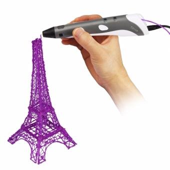 3D Printing Drawing Pen,Doodle Model Maker,Originality CreativeGift for Kids&Adults - intl - 2