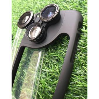 4 in 1 Rotating Camera Lens Case for IPhone 6Plus/6SPlus/6/6s - 2