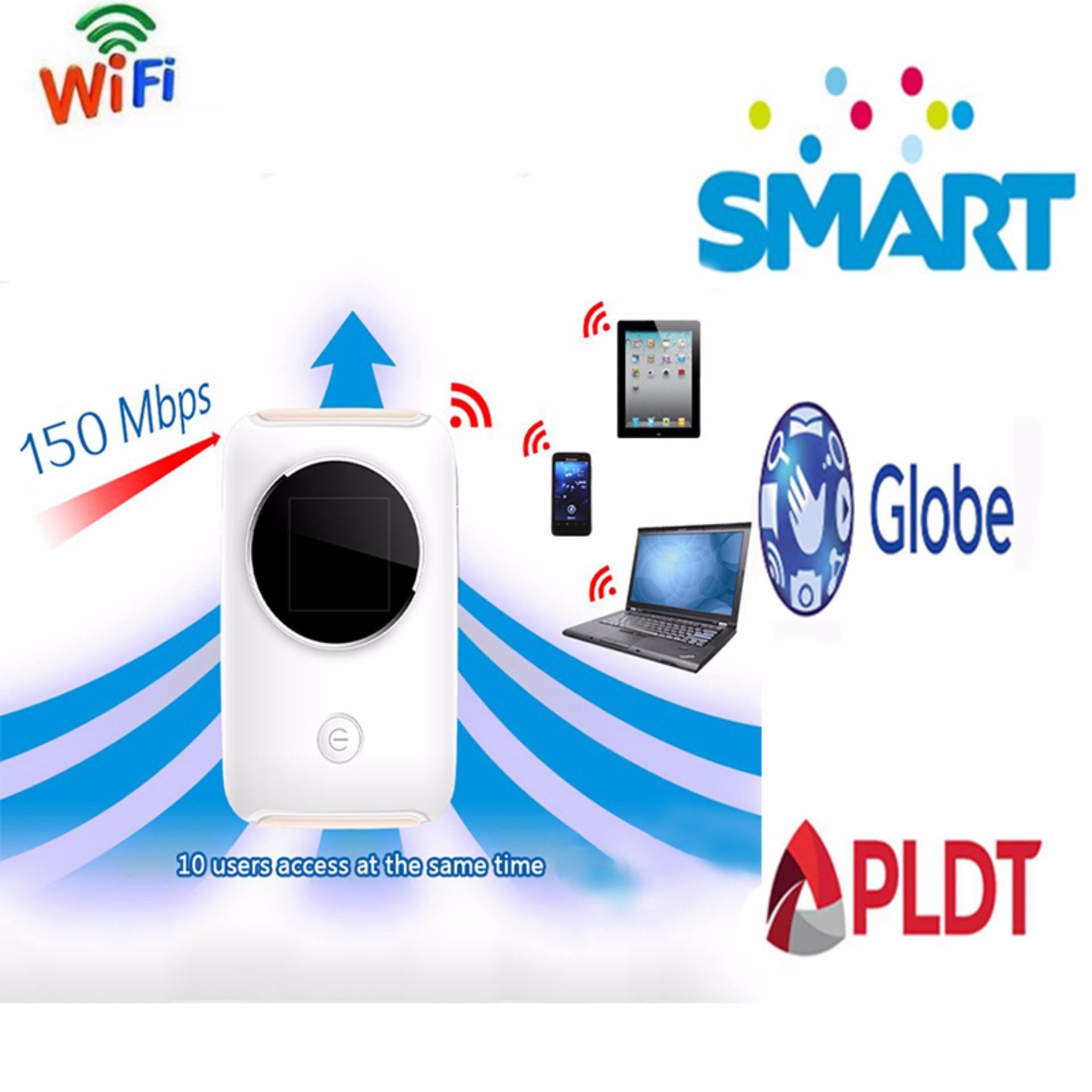 Philippines | 4G LTE Car WiFi Router Dongle Hotspot 4G Mifi Modem